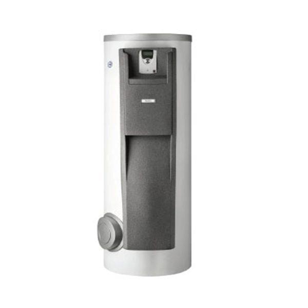Rezervor emailat pentru producția de apă caldă, gama de modele cu 300 lt și 500 lt cu serpentina dublă