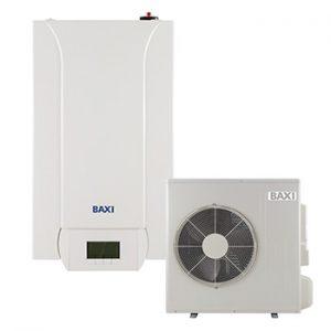 Noile pompe de căldură de tip split PBS-i WH2 și PBS-i FS2 pot fi conectate la termostatul modulant cu WiFi Baxi MAGO pentru controlul prin Internet al încălzirii și răcirii.