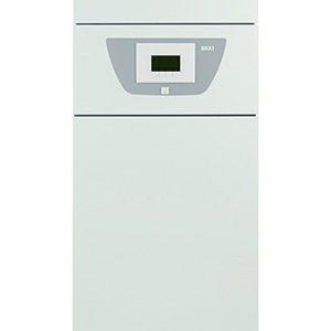 PBS-i FS2 permite prepararea apei calde menajere cu ajutorul boilerului integrat de 177 litri.